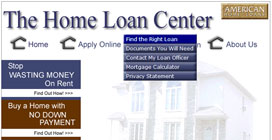 American Home Loans - The Home Loan Center
